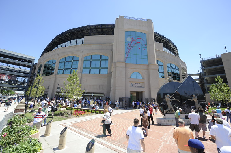 Cellular One Field, home of White Sox, the 2005 World Series Champions