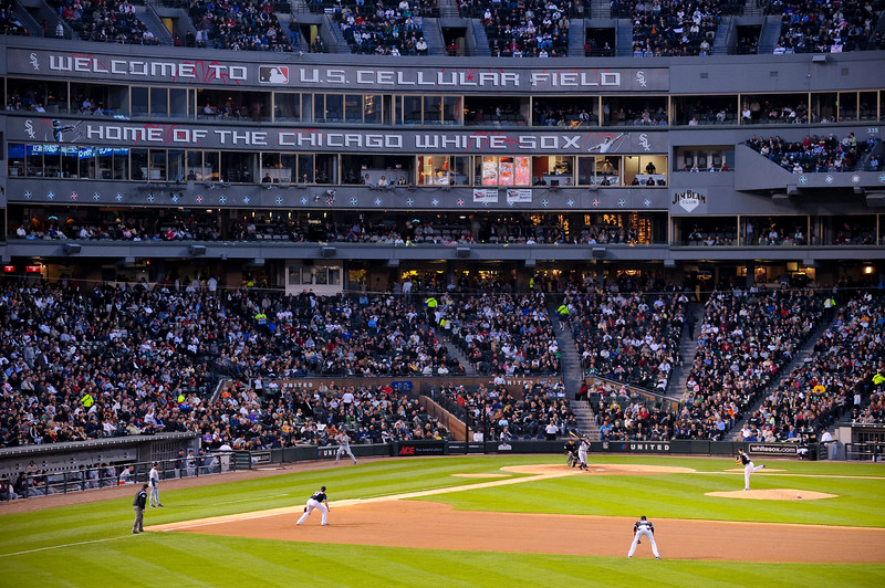 Chicago White Sox Baseball at Cellular Field