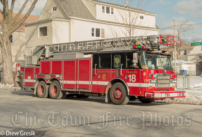 Chicago Fire Apparatus