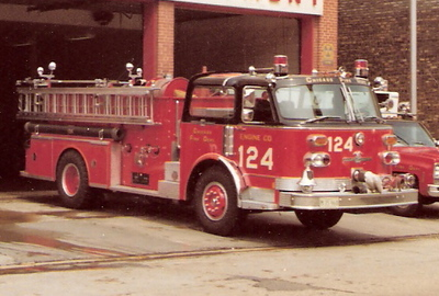 Engine Company  124