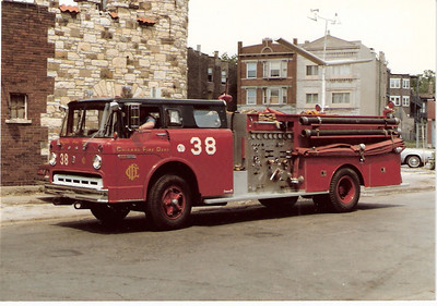Engine Company 38