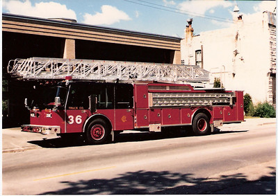 Truck Company 36