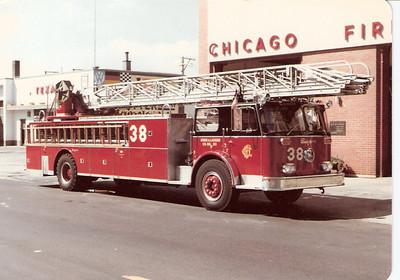 Truck Company 38