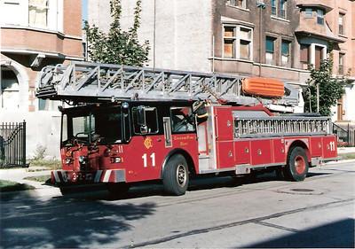 Truck Company 11