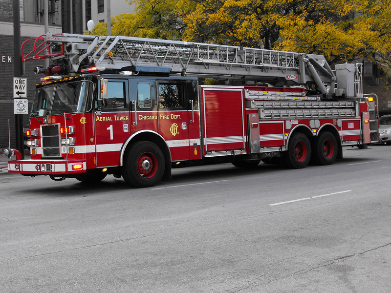 Chicago Fire Department Truck Companys Past and Present