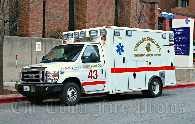 Ambulance Co. 43