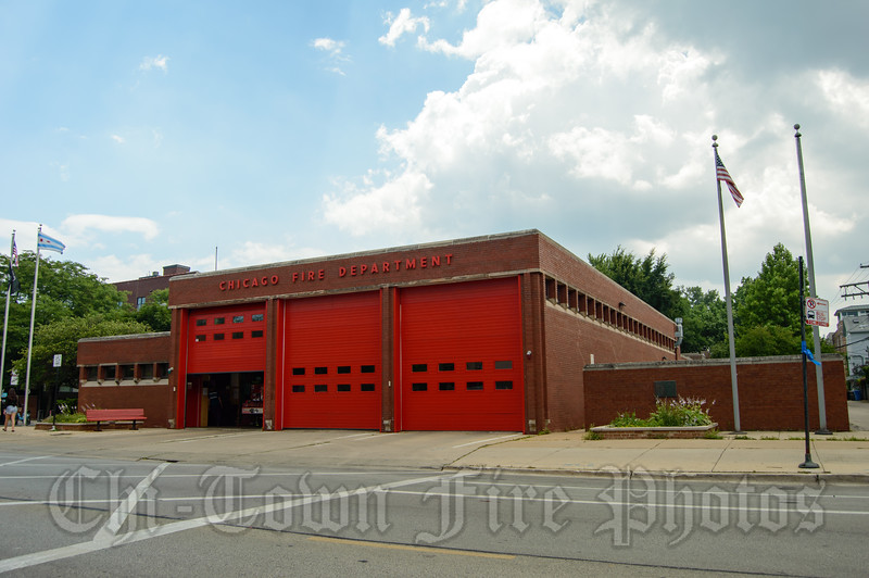 Engine Co. 22's Quarters
