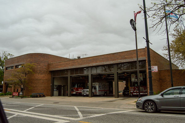 Engine Co. 108's Quarters