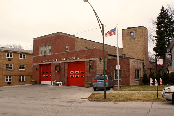 Engine Co. 119's Quarters