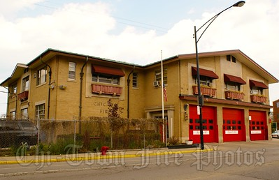 Firehouses of Chicago