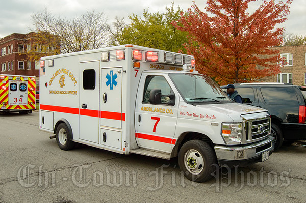 Ambulance Co. 7