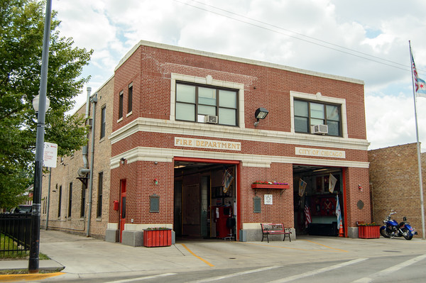 Engine Co. 7's Quarters