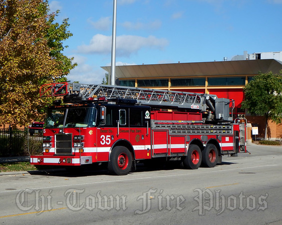 """Truck Co. 35 """"Taming the Beast"""""""