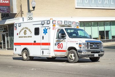 Ambulance Co. 80