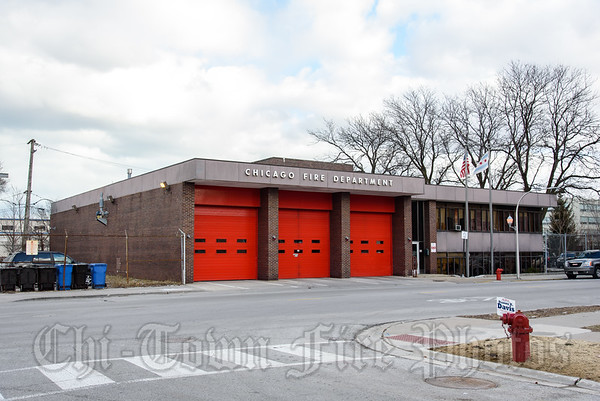 Engine Co. 107's Quarters