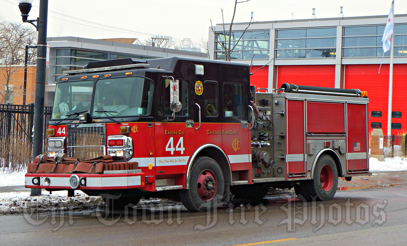 """Engine 44 """"Fightin' Forty Four"""""""