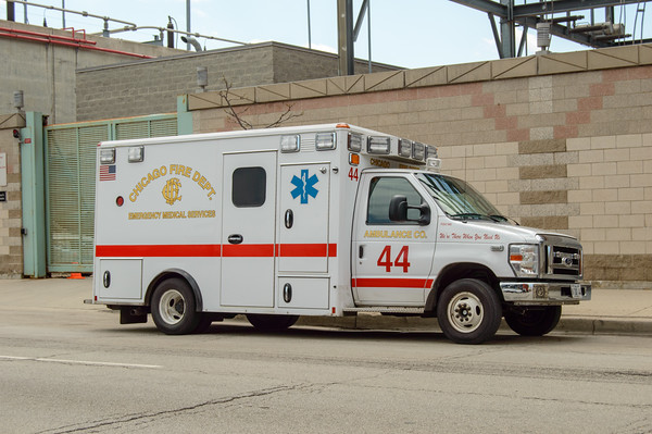 Ambulance Co. 44