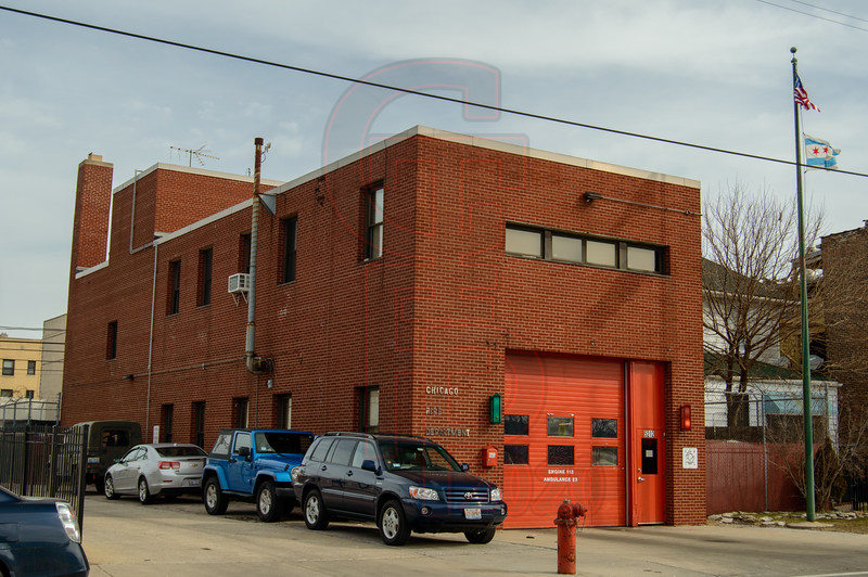 Engine Co. 113's Quarters