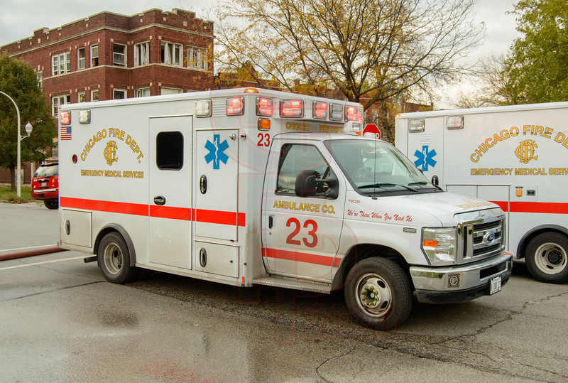 Ambulance Co. 23