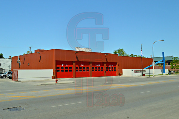 Engine Co. 117's Quarters