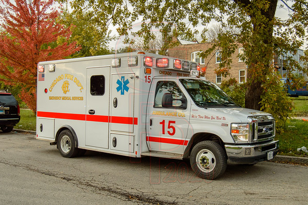Ambulance Co. 15