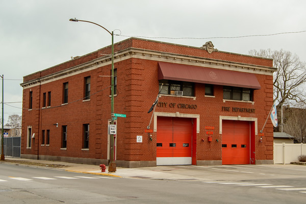 Engine Co. 54's Quarters