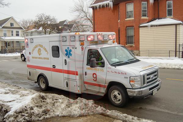 Ambulance Co. 9