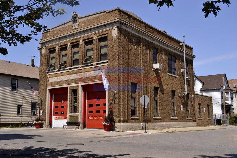 Chicago Fire Department Firehouse's