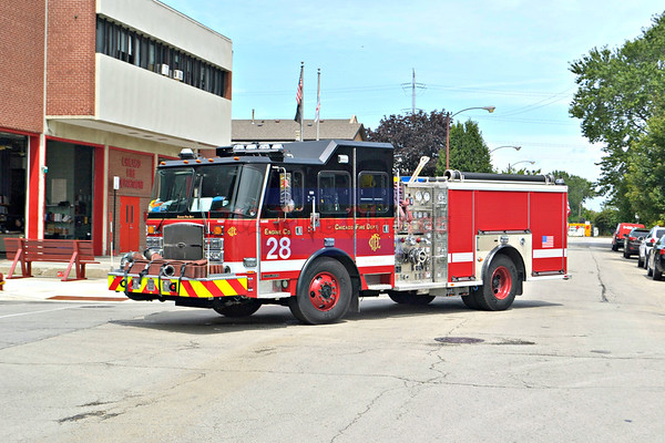 Chicago Fire Department Apparatus