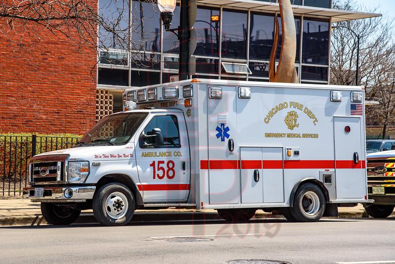 Ambulance Co. 158