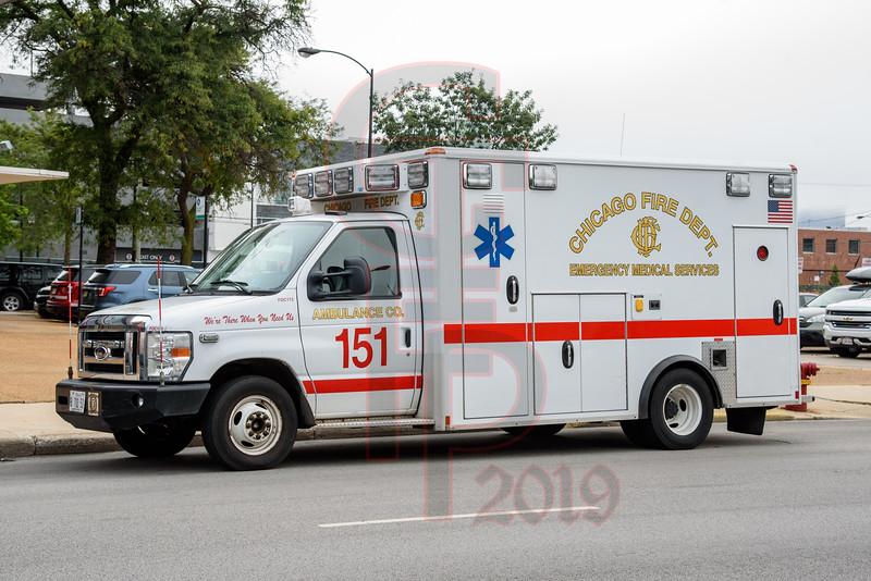 Ambulance Co. 151