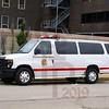Fire Academy Van