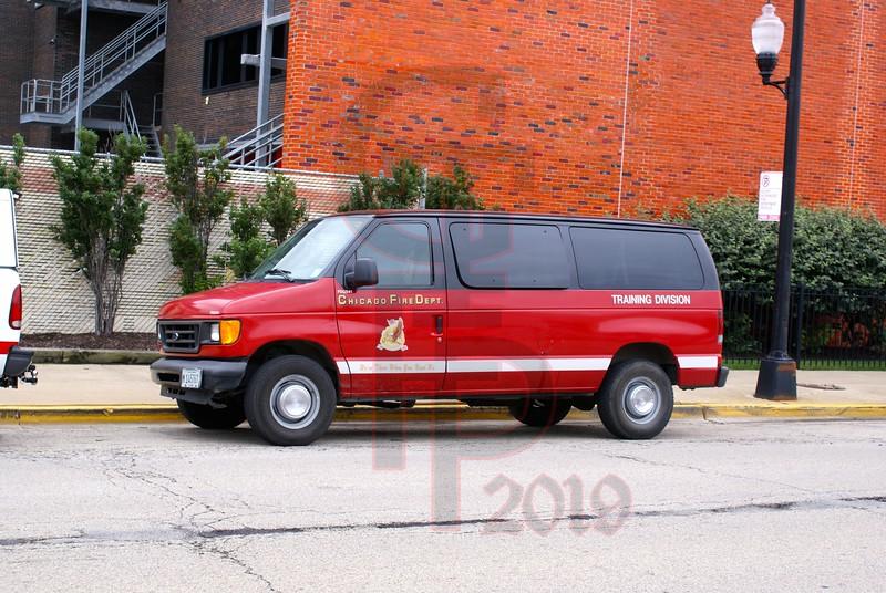 Training Division Van