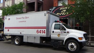 CFD Logistics  6-4-14