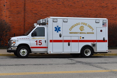 CFD Ambulance 15