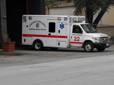 Ambulance 22