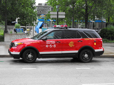 EMS Field Officer 458
