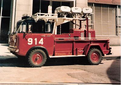Lightwagon 914