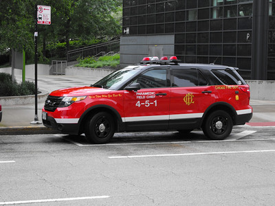 EMS Field Officer 451