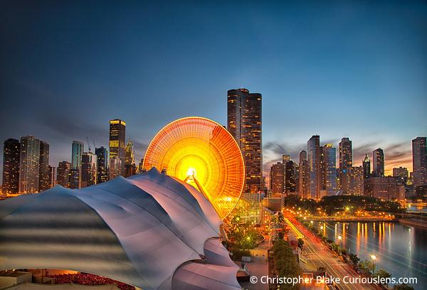 Ferris Wheel - Chicago