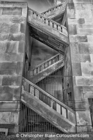 Stairs - Chicago