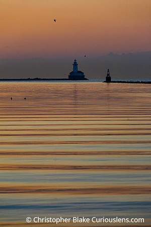 Lighthouse Dawn - Chicago