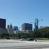 Near Buckingham fountain