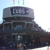 Game day...gotta detour to soak in a little of the magic of Wrigley Field