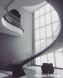 Art Institute Staircase
