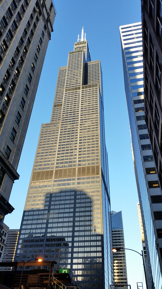 Sears Tower aka Willis Tower