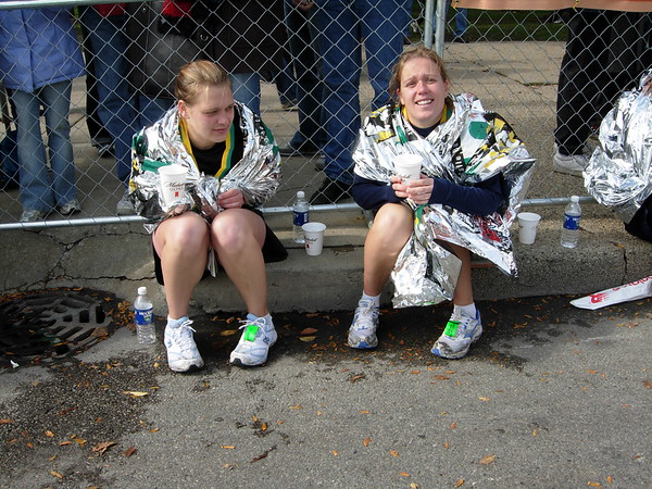 Chicago Marathon 2006