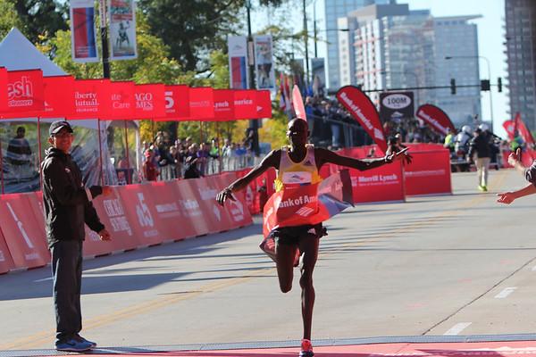 Chicago Marathon 2013 Inspiration