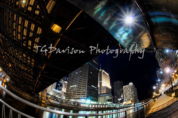 Chicago Night Shots December 2014