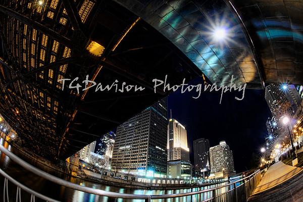 Chicago Night Shots December 2014